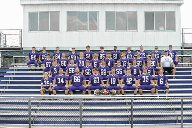 The 2017 Mechanicsburg football team