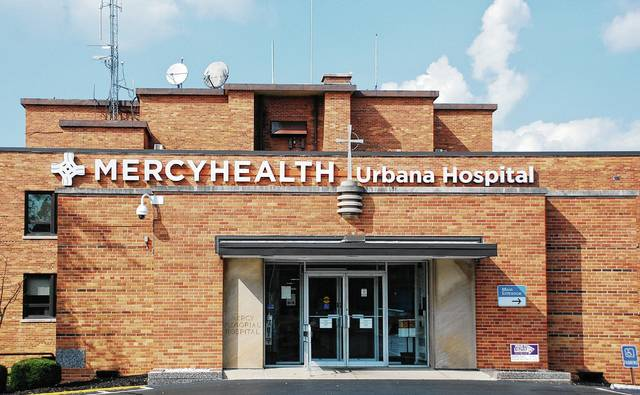 Mercy Memorial Hospital in Urbana is now Mercy Health – Urbana Hospital. On Wednesday, the hospital's new name was installed above the entrance facing Scioto Street.