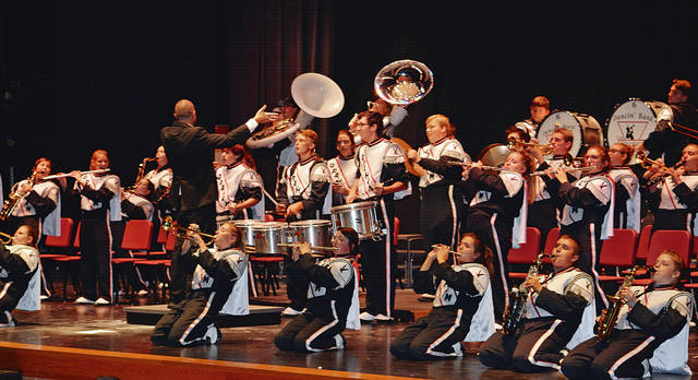 Graham's Dancin' Band from Falconland will perform its annual Varsity Show on Friday, Nov. 3 at 7 p.m. at Graham Middle School. Admission is free. The community is invited to hear all the great music from the 2017 marching band season as well as the favorite Falcon standards.