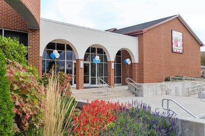 The Urbana University Student Center will become a donation hub next week.