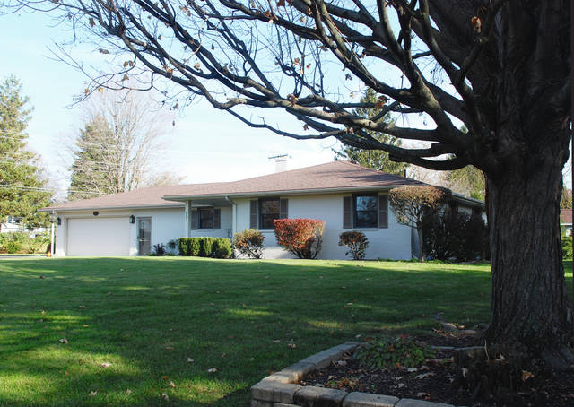 Gary and Shelly Reser own this home at 921 Bon Air Drive. It is one of five homes on the 2017 Cancer Association of Champaign County Candlelight Tour of Homes on Dec. 2.