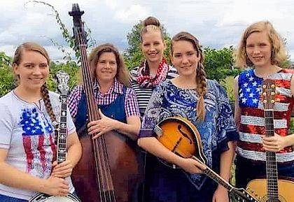 Lafferty Pike will perform a Christmas bluegrass concert at 6 p.m. on Dec. 9 at Oak Grove Church of Christ in Christian Union, 11160 Rosedale Road, Mechanicsburg The event is free. An offering will go toward current church expenses. The concert celebrates the church's 90th year and Christmas in the Village.