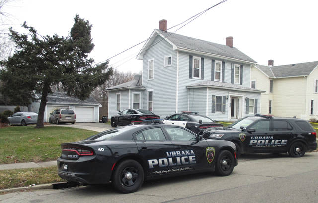 Two residents of a Boyce Street residence were taken into custody Thursday afternoon following a drug raid conducted by the Urbana Police Division. The two residents are now facing multiple felony drug charges.