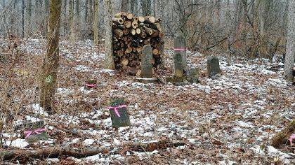 Volunteers are invited to a Champaign County Cemetery Restoration Project LLC work day at Ward Cemetery (shown in photo) in Kiser Lake State Park at 10 a.m. Saturday, Feb. 17, with a possible follow-up on Sunday. Volunteers are asked to bring chain saws, garden and fine rakes, and weed eaters. The group started clearing debris at the cemetery Feb. 11. For further information, call Linda Imke at 937-638-8518.