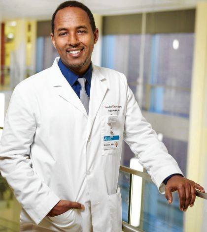 Dr. Andom