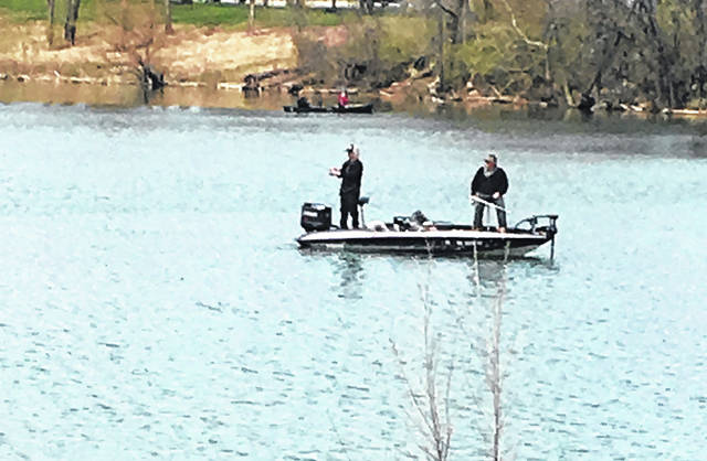 "Get out there and ""reel some in"" during Ohio's free fishing weekend."