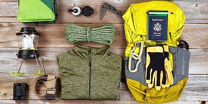It's a good idea to be prepared for emergencies and to equip yourself with survival gear and a 72-hour emergency kit.