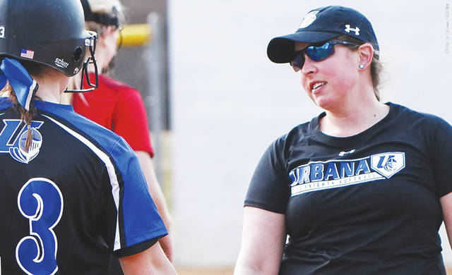 UU softball coach Kira Zeiter (pictured right) has resigned after three seasons on the job.