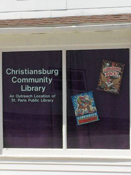 The Christiansburg Community Library will offer books and programs for all ages, movies, computer access, printing, copying and faxing.