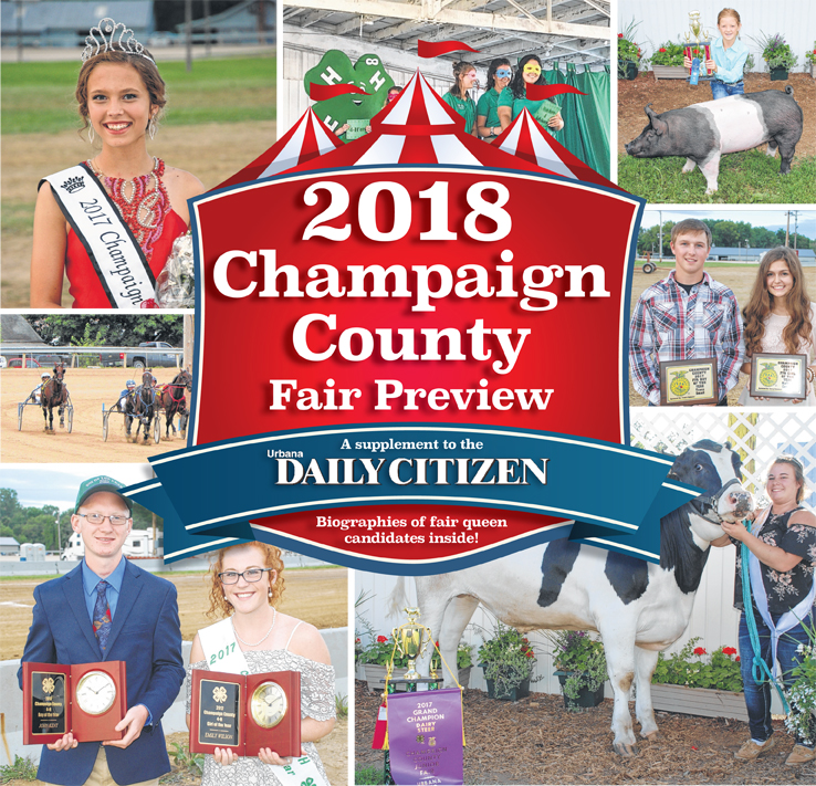 2018 Champaign County Fair Preview