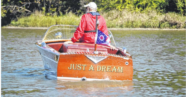 Vintage boats flock to Indian Lake for the annual Vintage Boat and Auto Show.