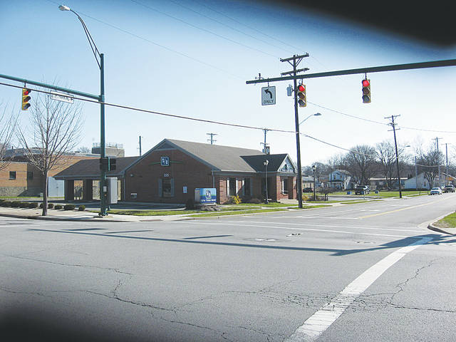 Now &#8211; 2018 photo of the same location. Presently the Fifth Third Bank is located on this corner. In 1951, the Urbana Manufacturing Company (Toys) was located on this corner and in 1959 Howard Supply Company was located on this corner. <em>The Champaign County Historical Society strives to highlight historical people, places and events throughout Champaign County. We therefore ask that if you have photos of historical significance that you believe would be of interest to Champaign Countians, please contact us at 937-653-6721.</em>