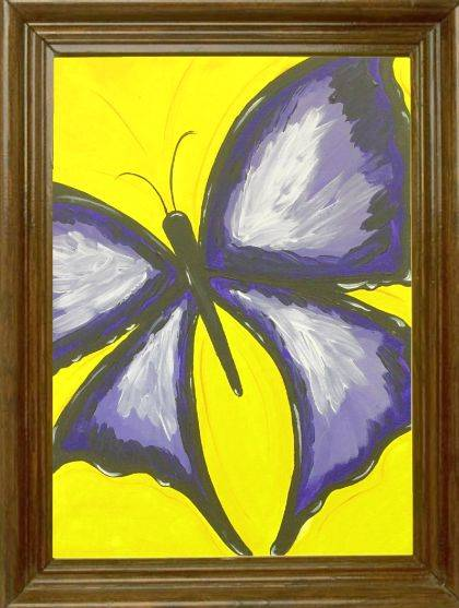 Register for the Aug. 18 workshop and create your own butterfly.