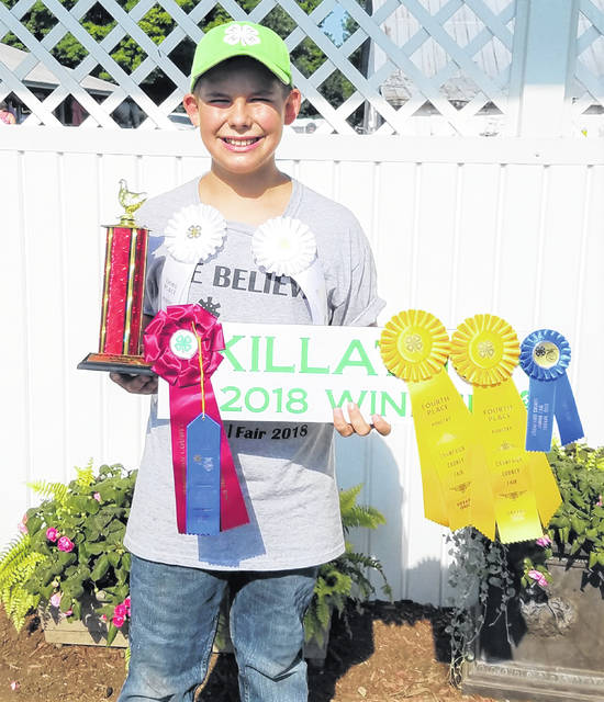 Jessie Haas: Junior level Poultry Skillathon