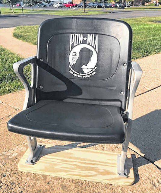 UU will dedicate a chair honoring POWs and MIAs during Thursday's halftime.