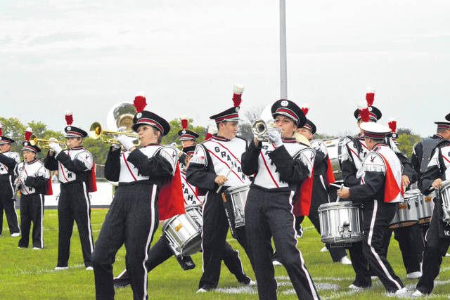 The Dancin' Band from Falconland will host four local high school marching bands and several others from around the state during the 47th Annual Graham Band Festival on Sept. 22 at Dallas Stadium.