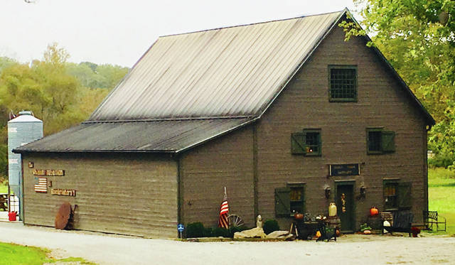 Visit Staley Mill Farm & Indian Creek Distillery in New Carlisle.