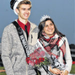 Graham homecoming king, queen