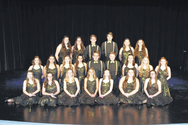 "The West Liberty-Salem Show Choir, known as Sound Check, will perform its 3rd annual showcase at 7 p.m. Friday and Saturday, Nov. 30 and Dec. 1. The show is called ""DANCE!"" and features songs around that theme performed by 22 WL-S High School students. Tickets are $5 and can be purchased at the door. A new feature this year: On Saturday only, the WL-S Junior Show Choir (5th-8th grade students) will open the showcase."