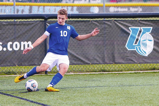 UU's Jasminko Dizdarevic (pictured) has been voted to the Division II Conference Commissioners Association (D2CCA) Men's Soccer All-Atlantic Region Team.