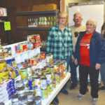 Lions Club raising money for Food Pantry