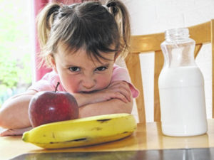Picky eating is normal part of early childhood