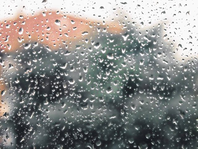 Some predict this year's rainfall will be the third highest on record.