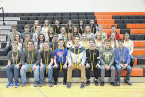 WL-S Honor Society inducts new members