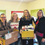 State Farm donates to Project Woman