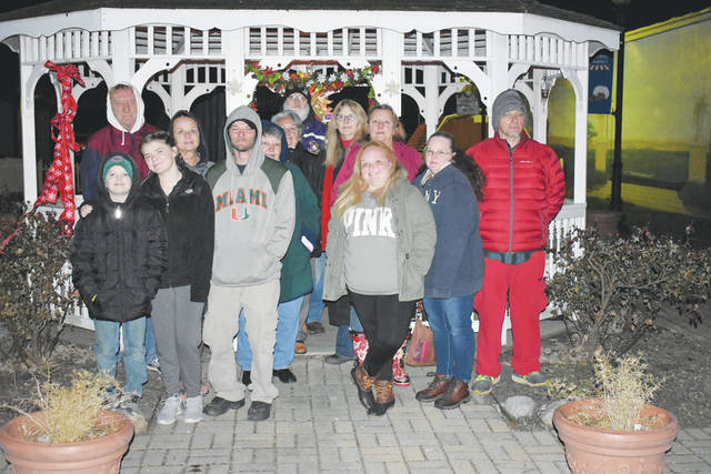 The Compassionate Friends candlelight vigil to remember lost loved ones took place Sunday in Mechanicsburg, with the group lighting candles, telling stories and working through grief together.