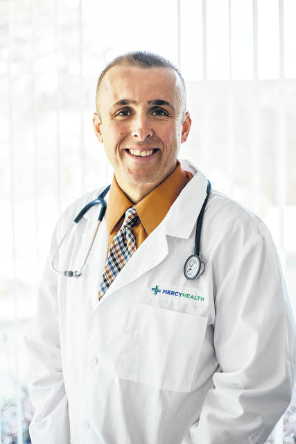 Physician Asst. David Comer