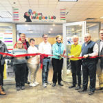 Chamber welcomes library's Imagine Lab