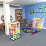 Library offers place for children to learn and play