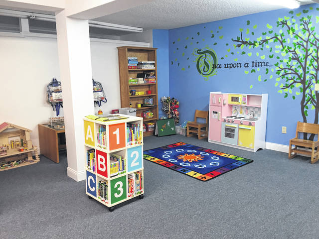 The Christiansburg Community Library Early Literacy Center is now ready for children to play, socialize and work on the building blocks of literacy. This project was funded through a federal Institute of Museum and Library Services LSTA grant awarded by the State Library of Ohio. The Christiansburg Community Library, 203 N. Main St., is open 2-6 p.m. Tuesdays, Wednesdays and Thursdays.