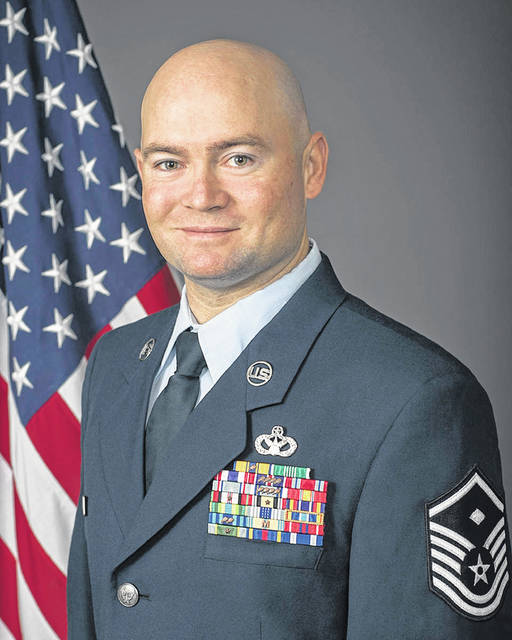 Air Force Master Sgt. Joshua Brashears