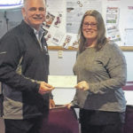Women of the Moose donate to YMCA