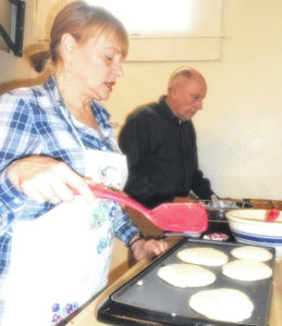 Epiphany pancake supper open to the public