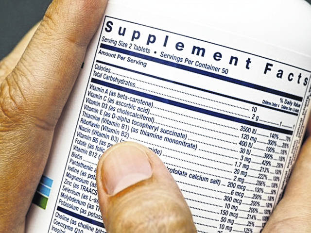 "Supplements, which are regulated by the Food and Drug Administration, will now be subject to ""new enforcement strategies,"" including a new rapid-response tool that can alert consumers to unsafe products, the FDA said in a written statement."