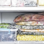 Prep and freeze food for later use