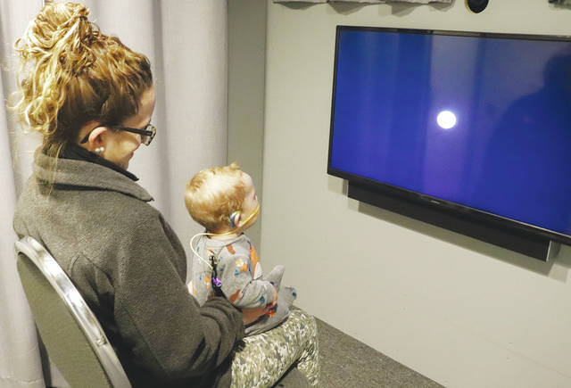 A new study by researchers at The Ohio State University Wexner Medical Center found that deaf infants took longer to process new visual objects, suggesting that developmental differences begin very early in life and extend beyond language and hearing.
