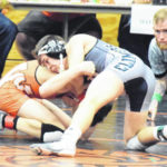 Graham claims D-II district wrestling title