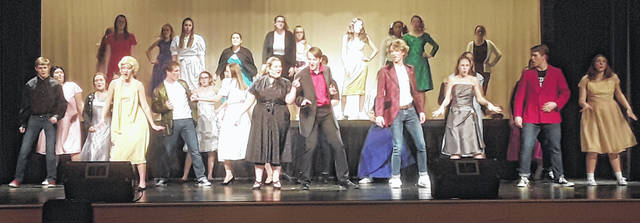 "Mechanicsburg High School's spring musical ""Grease!<strong>""</strong> will be staged at 7:30 p.m. Friday and Saturday, March 8-9, and at 2:30 p.m. Sunday, March 10."