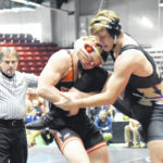 Grapplers vie for state berths