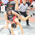 Falcons widen lead at state