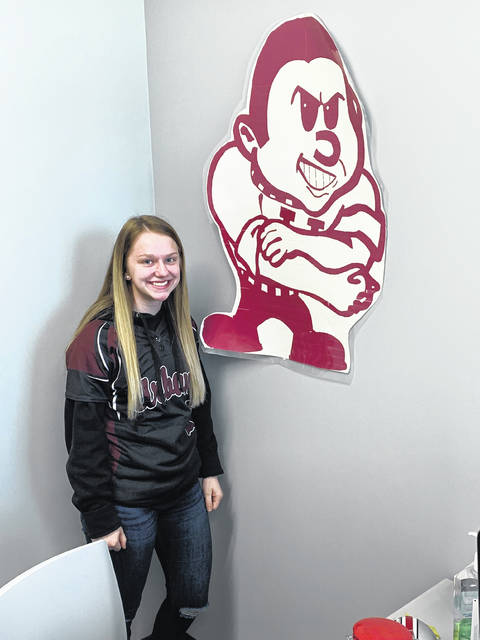 Sophomore Makenna Radford is an Urbana High School Student of the Month.