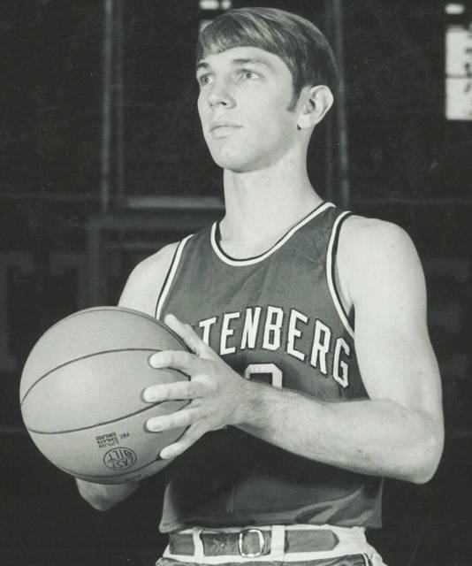Graham High School graduate Larry Baker (pictured) will be inducted into the Ohio Basketball Hall of Fame on May 18.