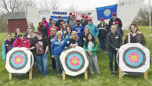 The Urbana University Shooting Sports Club's 5th Annual Women on Target Instructional Shooting Clinic will be held on Saturday, April 13, at the Champaign County Sheriff's Range in Urbana.