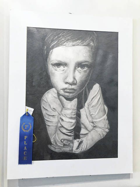 High School Artists Compete