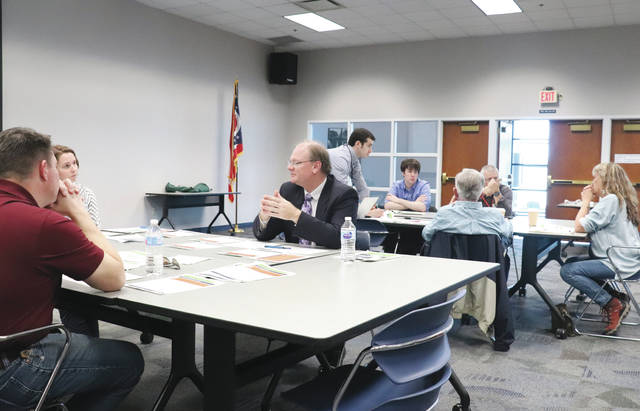 Local officials from multiple organizations met last Wednesday to discuss a road safety plan for Champaign County. The objective of the plan is to address and prevent fatal and serious injury crashes in the local region.