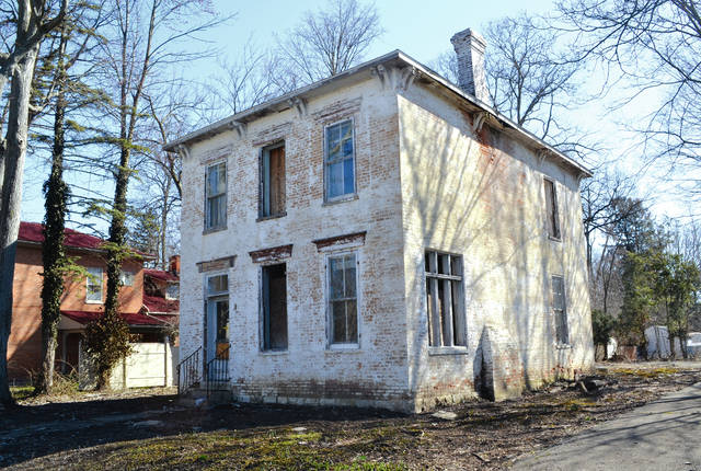 The building located at 609 S. Main St. is one vacant building considered a nuisance property because of its state of disrepair.